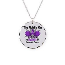 Fight Pancreatic Cancer Necklace