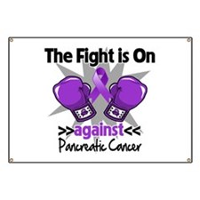 Fight Pancreatic Cancer Banner