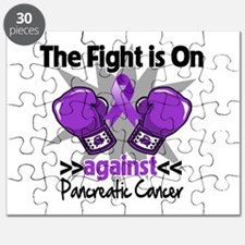 Fight Pancreatic Cancer Puzzle