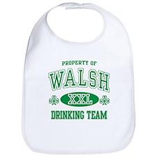 Walsh Irish Drinking Team Bib