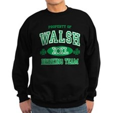 Walsh Irish Drinking Team Jumper Sweater