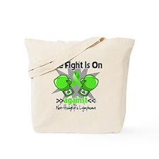 Fight Non-Hodgkins Lymphoma Tote Bag