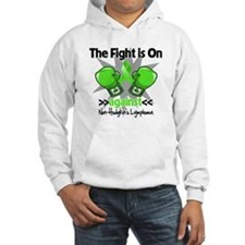 Fight Non-Hodgkins Lymphoma Hoodie