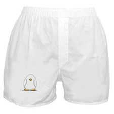 Ghost penguin Boxer Shorts