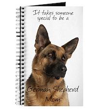 German Shepherd Mom Journal