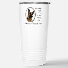 German Shepherd Mom Travel Mug