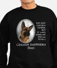 German Shepherd Dad Sweatshirt