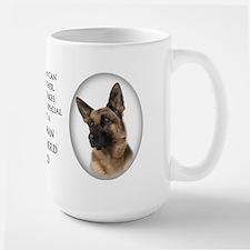 German Shepherd Dad Ceramic Mugs