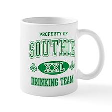 Southie Irish Drinking Team Mug