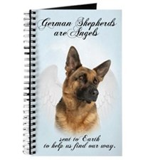German Shepherd Angel Journal