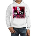 Jesus I Pray, Get Me Laid! Hooded Sweatshirt