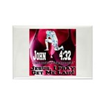 Jesus I Pray, Get Me Laid! Rectangle Magnet (100 p