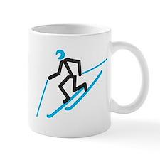 Tele Stick Man Mug