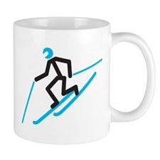 Tele Stick Man Mug