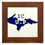 IC UP Framed Tile