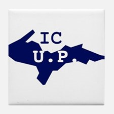 IC UP Tile Coaster