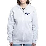 IC UP Women's Zip Hoodie