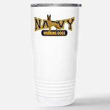 Navy Working Dogs Travel Mug