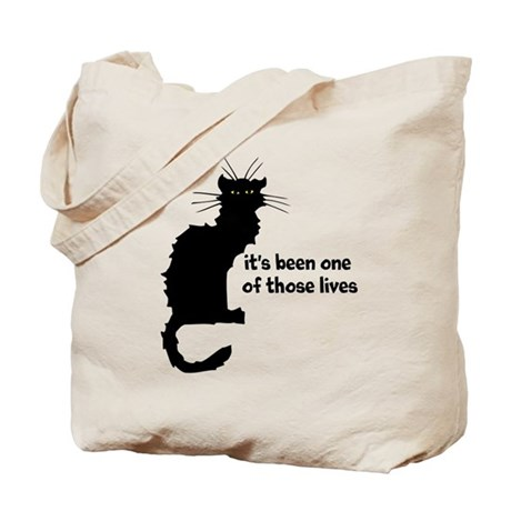 One of those lives Tote Bag