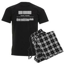 Military Issue Husband Pajamas
