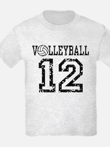 Volleyball 12 T-Shirt