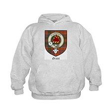 Grant Clan Crest Tartan Hoodie