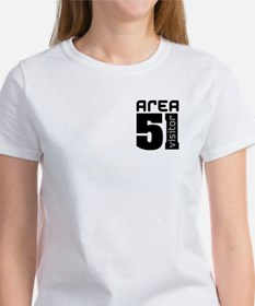 Area 51 Alien Visitor Women's T-Shirt