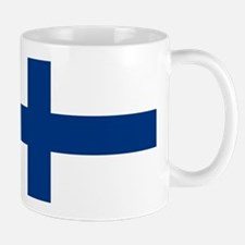 Finnish Flag Mug