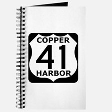 Copper Harbor 41 Journal