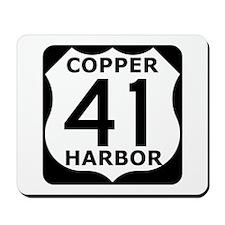 Copper Harbor 41 Mousepad