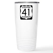 Copper Harbor 41 Travel Mug