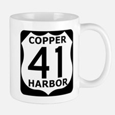 Copper Harbor 41 Mug