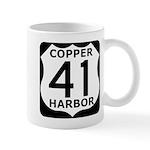 Copper Harbor 41 Mug