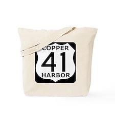 Copper Harbor 41 Tote Bag