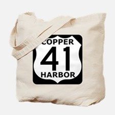 Copper Harbor 41 Tote Bag