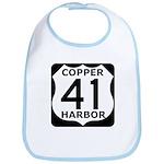 Copper Harbor 41 Bib