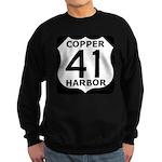 Copper Harbor 41 Sweatshirt (dark)