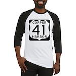 Copper Harbor 41 Baseball Jersey