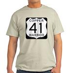Copper Harbor 41 Light T-Shirt