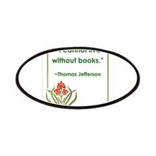 Jefferson On Books Patches