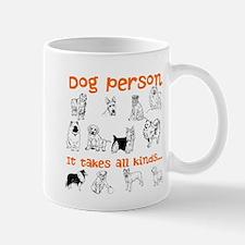 Dog Person Mug