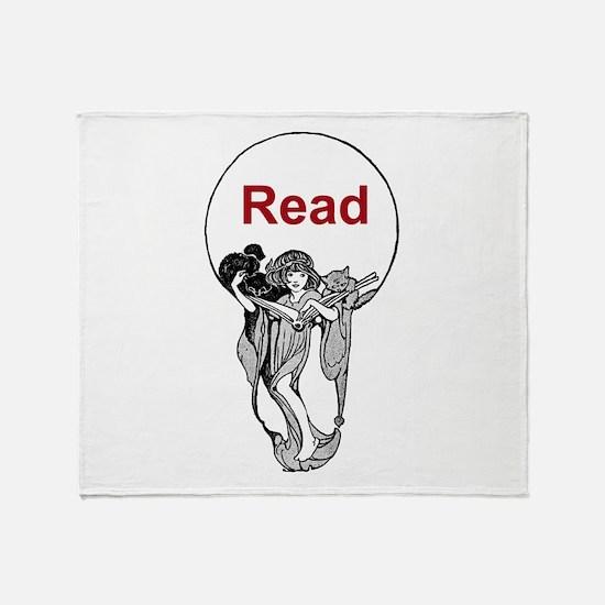 Read Throw Blanket