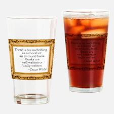 Censorship Drinking Glass