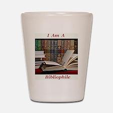 Bibliophile 2 Shot Glass