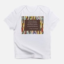 Paradise the Library Infant T-Shirt