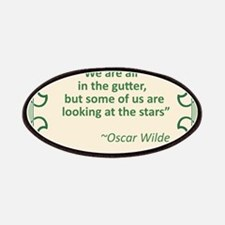 Wilde on Gutters and Stars Patches
