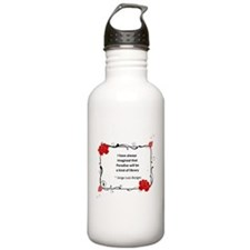 Paradise Library Water Bottle