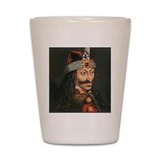Vlad Dracula Shot Glass