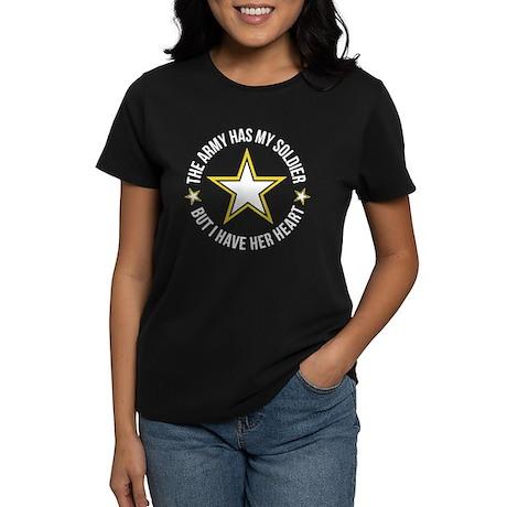 Soldier's Heart Women's Dark T-Shirt
