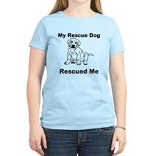 My Rescue Dog Rescued Me T-Shirt